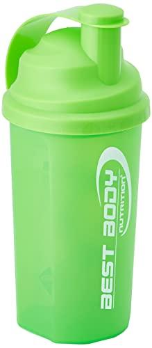 Best Body Nutrition Shaker, verde , 700 ml