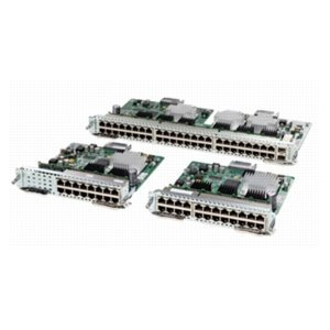Cisco 24-Ports Enhanced EtherSwitch Service Module - 23 x 10/100Base-TX, 1 x 10/100/1000Base-T - SM-ES3-24-P (Renewed)