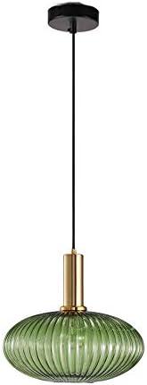 I xun Glass Pendant Light Retro Style Pendant Lighting Fitting Drop Ceiling Hanging Lamp Shade product image