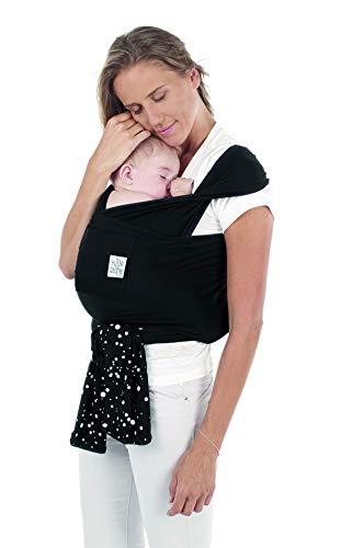 Jané Cocoon Fular Portabebé, Ideal Bebés Prematuros, hasta 18 kg., 5 metros