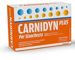 Carnidyn Plus per combattere stanchezza fisica e mentale