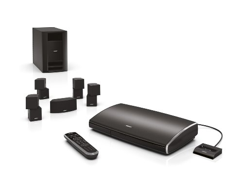 Bose Lifestyle V35 - Sistema Home Cinema, negro