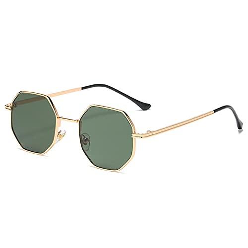 Sunglasses Gafas de Sol Gafas De Sol Rectangulares Cuadradas Pequeñas De Moda para Hombres Y Mujeres, Gaf