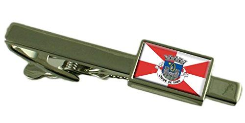 Select Gifts La città di Faro Portogallo bandiera Clip