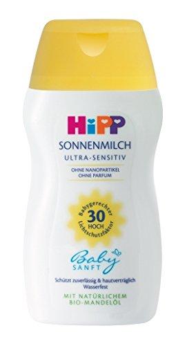HiPP Babysanft Sonnenmilch, 50ml
