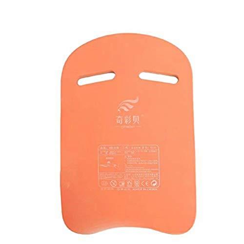 BByu Schwimmen Schwimmen Sicherheit Pool Trainingshilfe Kickboard Float Board Tool Für Kinder Erwachsene Orange