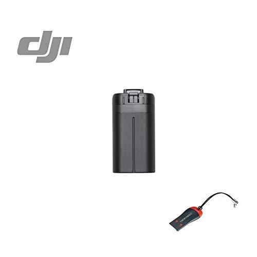 Mavic Mini Intelligent Flight Battery, Original Battery for DJI Mavic Mini with Luckybird USB Reader (1 Pack)