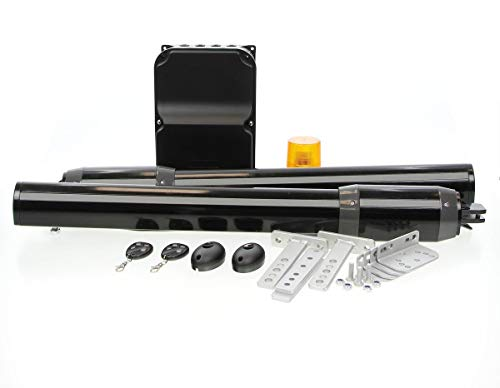 LINEA ARM400 Drehtorantrieb Antrieb für Doppelflügeltore 4.4m/400kg SET