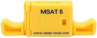 Fiber Optical Stripper, Miller Mid Span Access Tool Loose Buffer Tube Stripper MSAT-5/ MSAT 5, 0.9mm to 3.0mm Fiber