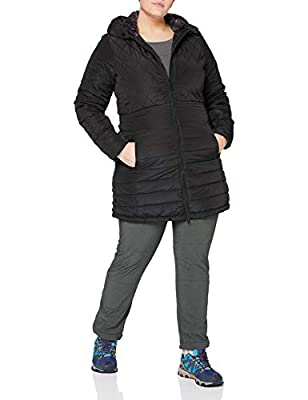 Regatta Women's Parmenia Insulated Quilted Lined Jacket With Fold Down Hood Jacket