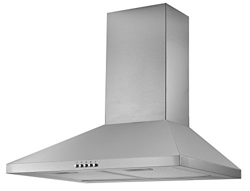 Cookology CMH605SS 60cm Chimney Cooker Hood in Stainless Steel | Kitchen...