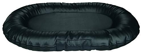 Trixie 28341 Kissen Samoa Sky, Kunstleder, 100 × 75 cm, schwarz