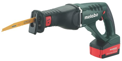 Metabo 602269500 Akku-Säbelsäge ASE 18 LTX