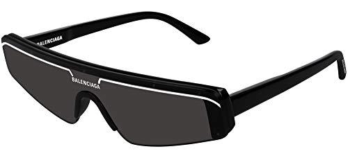 Balenciaga Occhiali da sole BB0003S BLACK/GREY unisex