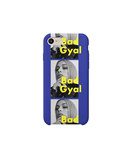 Music Artist Bad Gyal_WZ0783 Carcasa De Telefono Phone Case Cover Estuche Protector iPhone 8