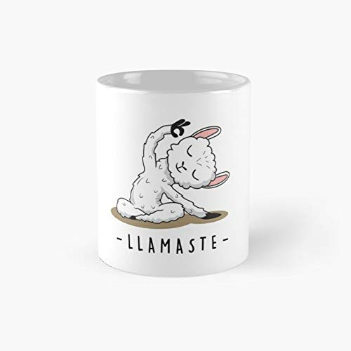 Llamaste Classic Mug - Funny Gift Coffee Tea Cup White 11 Oz The Best Gift For Holidays.