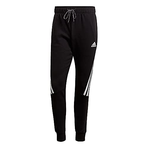 adidas GM3833 3S Tape FT Pant Sport Trousers Mens Black S