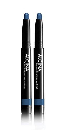 2er Creamy Eye Shadow Stick Blue 030 Dekorative Kosmetik Alcina Langanhaltend
