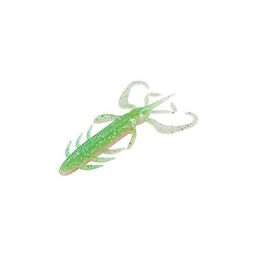 Balzer Shirasu Mad Crab - 3 Creature Baits, Größe/Gewicht/Farbe:6cm / 5g / Electric Chicken