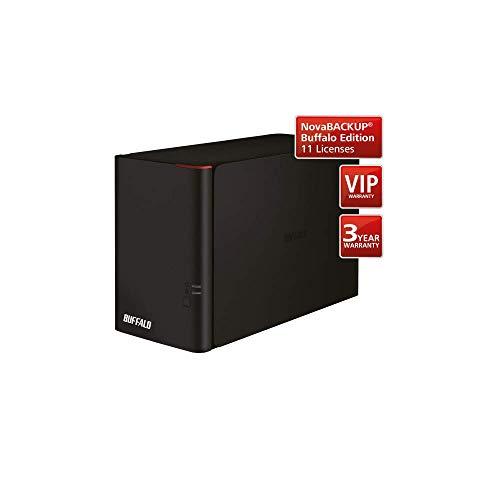 Buffalo TeraStation TS1200D0602-EU 6 TB (2 x 3 TB) 2 Bay Desktop NAS-Einheit