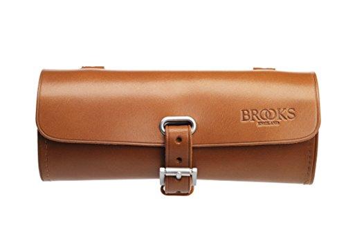 Brooks England Ltd. Unisex Adult Saddle Bag Satteltaschen, Honey, 4.5 x 17.5 x 7.8 cm