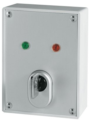 Secvest 2WAY Funk- Schlüsselschalter, FU8165