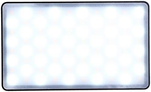 Rollei Lumen Pocket BI-Color V2, LED-Dauerlicht mit 80 LEDs. App-gesteuert mit Akku für das Smartphone…