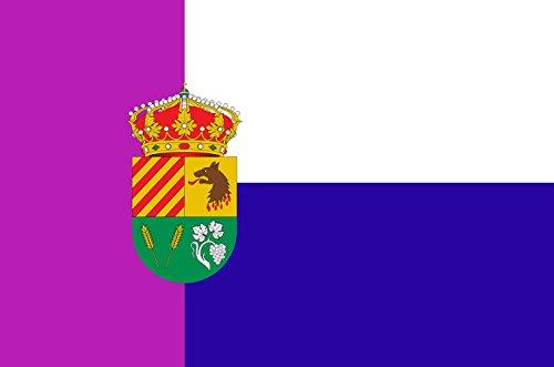 magFlags Bandera Large Algete Consta de una Franja Vertical al asta de...