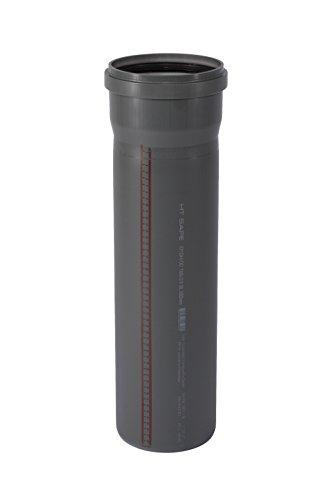 Ostendorf HTsafe HT-Rohr mit Muffe DN 160 mm 500 mm