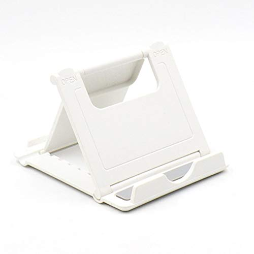 MEILUAIMU Soporte Universal portátil Antideslizante para teléfono Soporte de Escritorio Plegable Creativo para Tableta Soporte para teléfono móvil