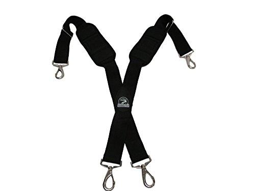 TradeGear MEDIUM 31-35' Electrician's Belt & Bag Combo – Heavy Duty Electricians Tool Belt Designed for Maximum Comfort & Durability – Ideal for All Electricians Tools – Partnered w/GatorBack
