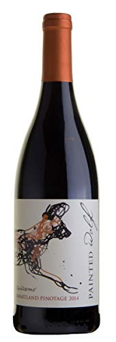 Painted Wolf Guillermo Pinotage 2014 (Rotwein, Südafrika) (1 X 0.75 L)