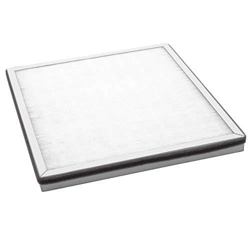vhbw Kombifilter Luftfilter passend für Klarstein Vita Pure 2G Luftbefeuchter, Luftreiniger Vorfilter, Aktivkohle, Hepa