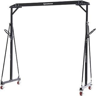 Strongway Adjustable Gantry Crane - 1000-Lb. Capacity