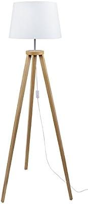 Tomons Lámpara de suelo Lámpara de Pie Lámpara vertical en ...