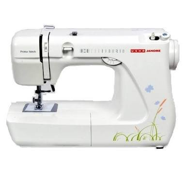 Usha International Ltd Prime Sewing Machine (White)