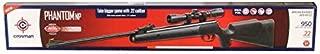 Crosman Phantom NP CPNP22SX Nitro Piston Tech Hunting Air Rifle w/4x32 Scope