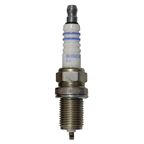 Bosch Automotive-130-192 Bosch (7957) FR8DCX+ Super Plus Spark Plug, (Pack of 1)