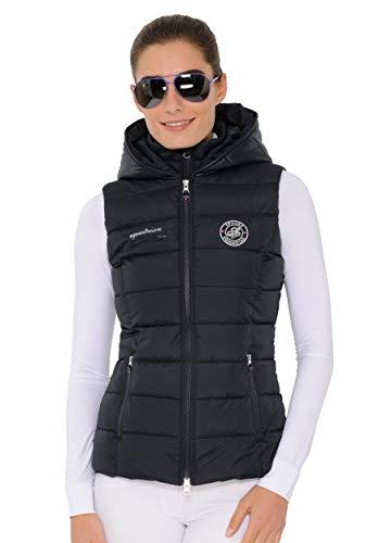 SPOOKS Damen Weste leichte Damenweste Steppweste - Penny Vest Navy L