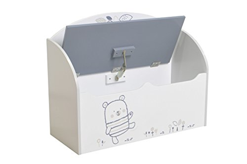 Demeyere Toy Box MDF, weiss, 69,3×29,3×54,3cm - 3