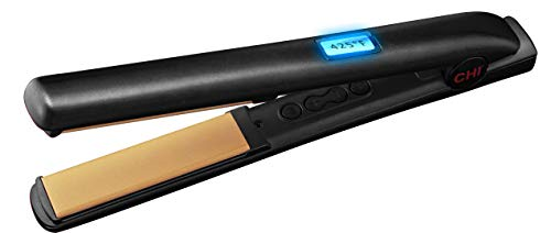 CHI Original Digital Ceramic Hairstyling Iron in Midnight Matte, 1 lb.