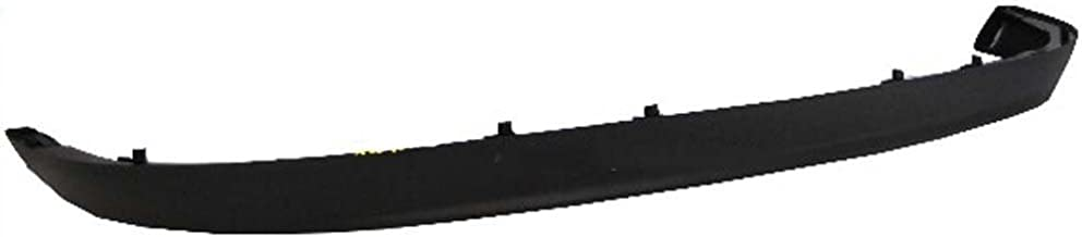 02-08 Fits Dodge PICKUP (NEW STYLE) Ram 1500 / 03-09 Ram 2500 3500 (FOR STEEL BUMPER USE ONLY, NOT SPORT/ SRT-10) FRONT LOWER AIR DAM BLACK