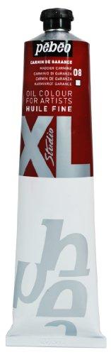 Pébéo XL - Pintura al óleo (200 ml), color rojo