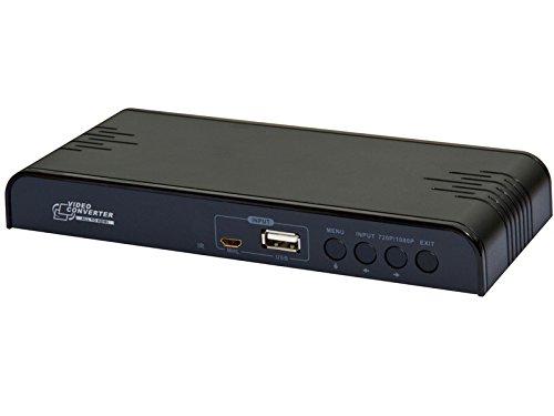 IberiaPC - Conversor de HDMI , VGA , AV, USB , MHL a HDMI y Audio Coaxial