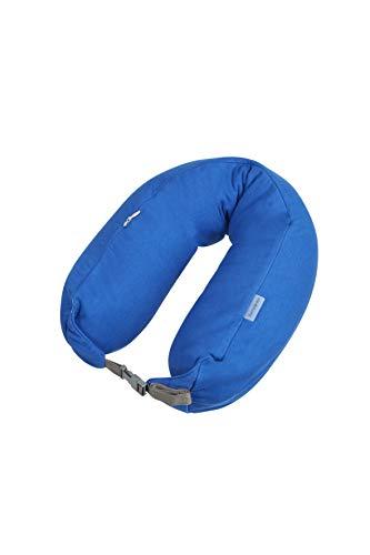 SAMSONITE Global Travel Accessories - 3 In 1 Microbead Almohada de Viaje 77 Centimeters 1 Azul (Midnight Blue)