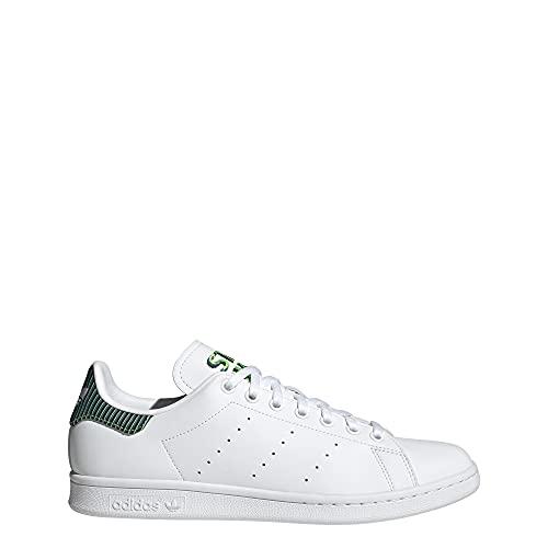 adidas Stan Smith, Zapatillas Deportivas Hombre, FTWR White FTWR White Solar Green, 46 EU