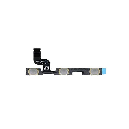 Para XIAOMI REDMI NOTE 5A (5.5) / Y1 LITE Repuesto Flat Flex circuito switch key botón interno encendido botón power on off volumen control teclas