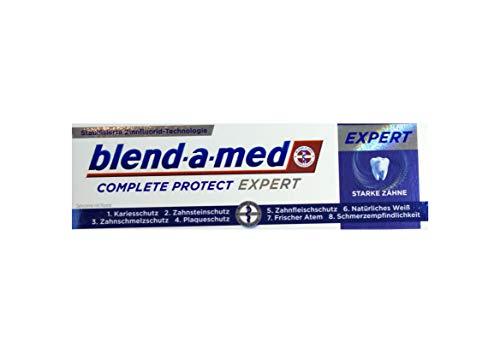 75ml Blend-a-med Complete Protect Expert Starke Zähne Zahnpasta NEU