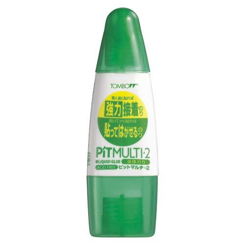 トンボ鉛筆 液体のりピットマルチ2 PT-MT 3個セット