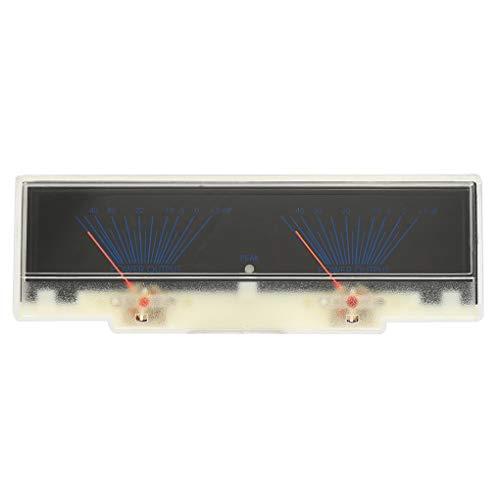 PRENKIN Gruppo ad Alto precisione VU Meter Dual-Alta precisione VU Meter VU analogico VU Meter Audio Level Meter Testa Amplificatore Db Tabella preamplificatore